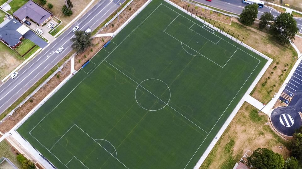 Soccer Pitch 7